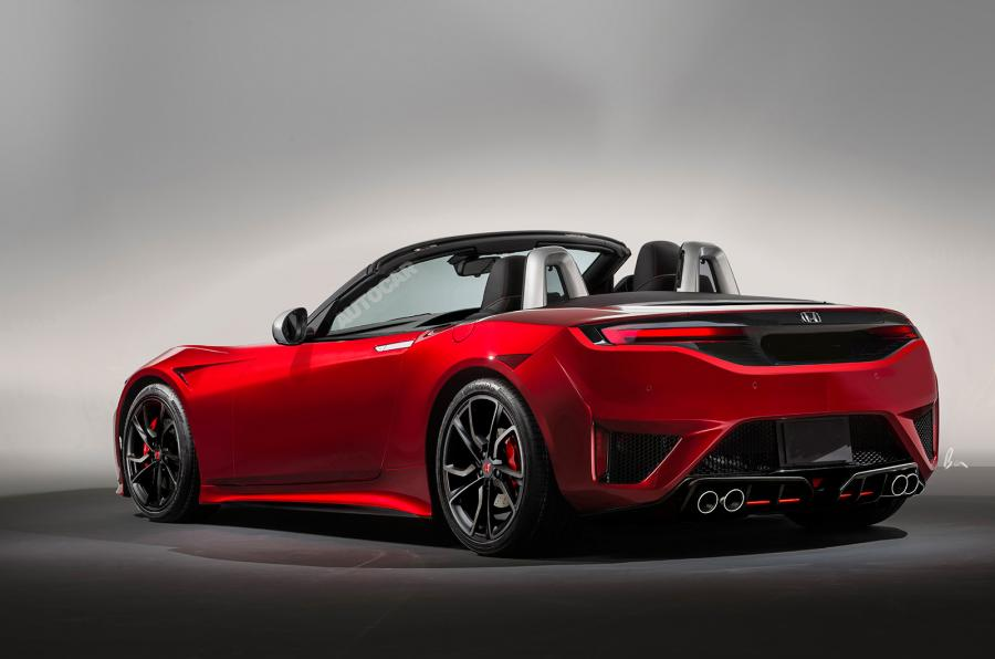 Rising From The Ashes Honda S2000 Sports Car To Return