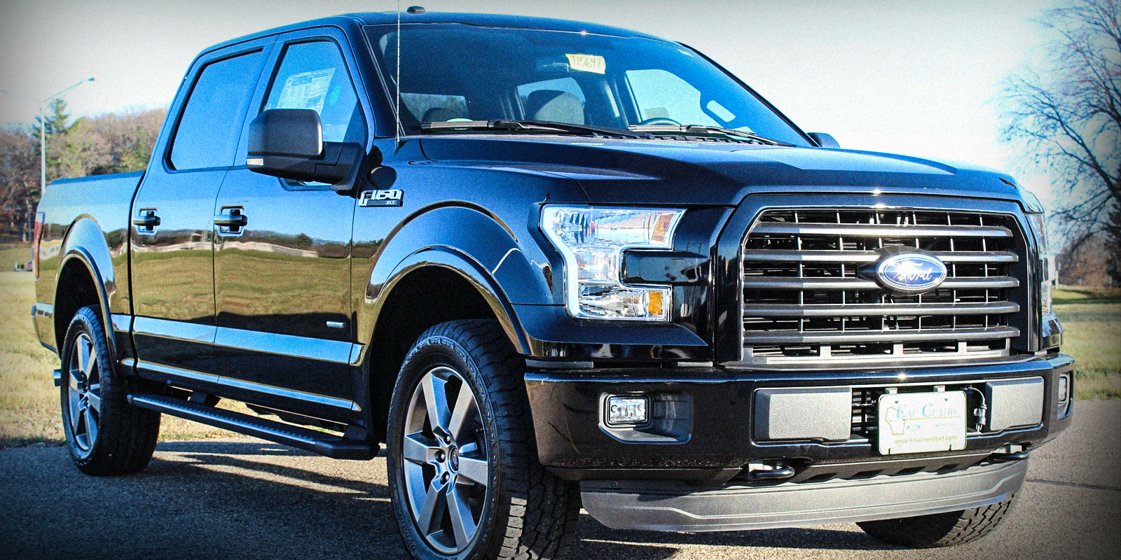 If you take a peak at the new f 150s lately youll notice its hard to find one with a v8 in fact recent reports estimate that at any given time