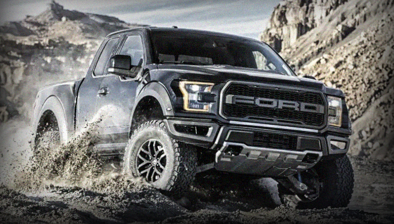 2018 Ford F 150 Raptor With 7 0l V8