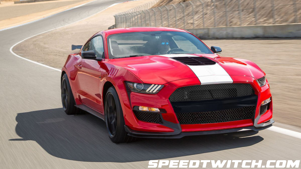 Ford S Highly Aned 2020 Mustang Shelby Gt500 Will Not Have A Manual Transmission Option According To Source Referencing An Internal Spec