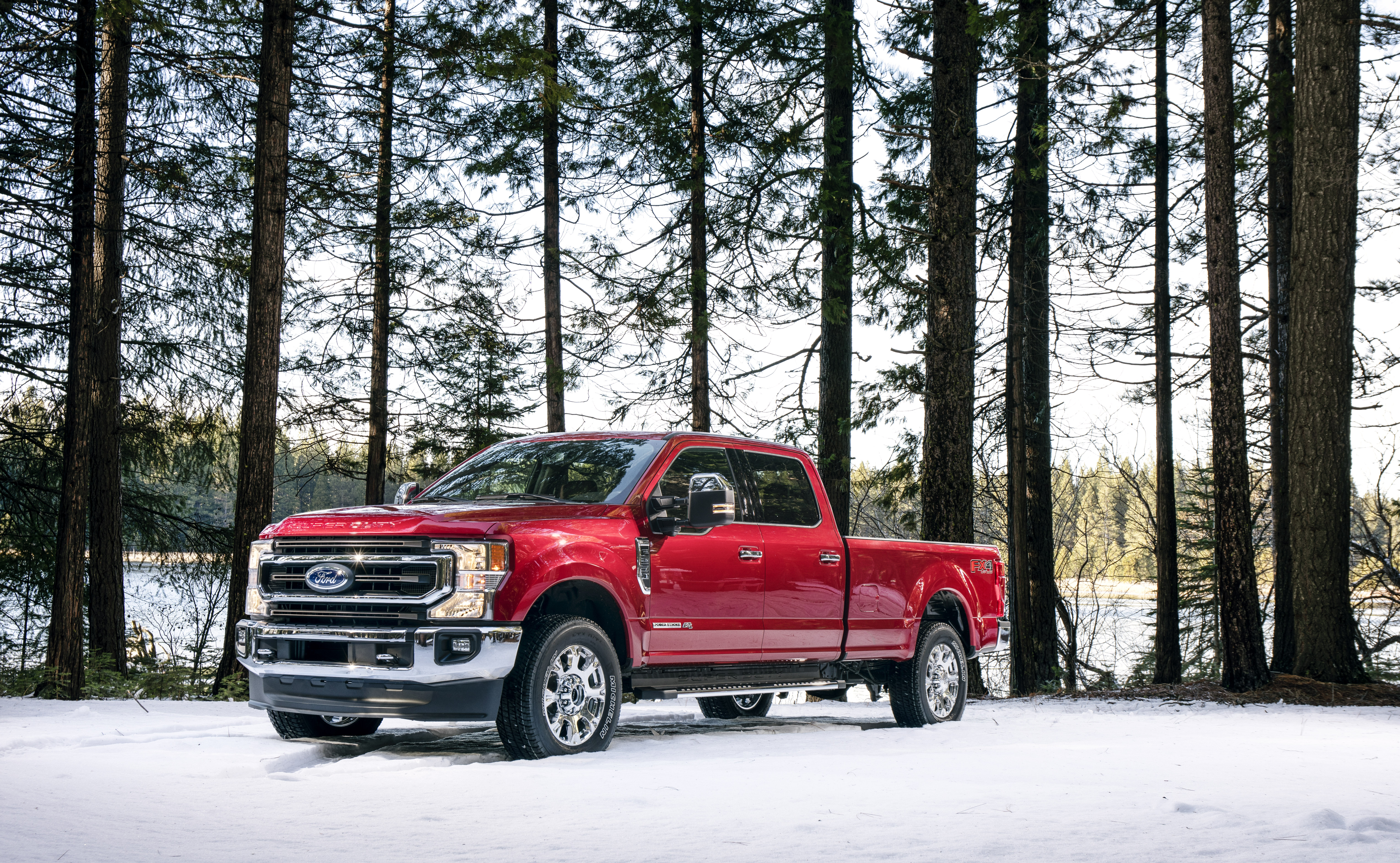 Ford Super Duty gets refreshed look for 2020, adds new 7 3l