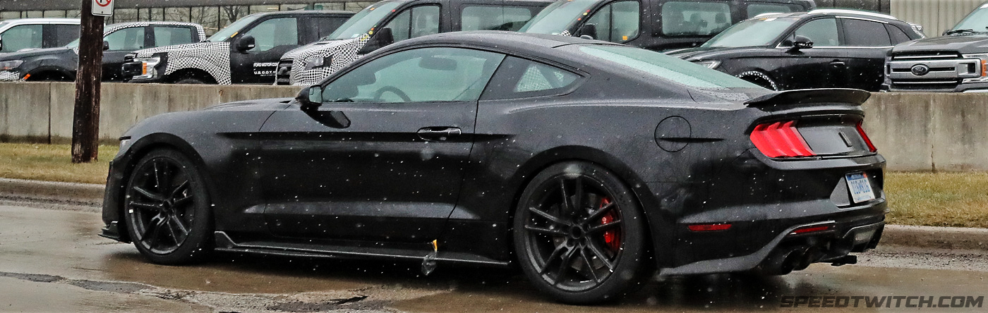 View 2020 Mustang Gt500 Blacked Out Pictures - Home ...