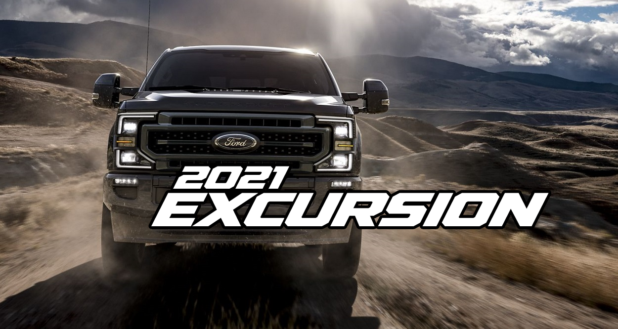 2021 Ford Excursion Diesel Price